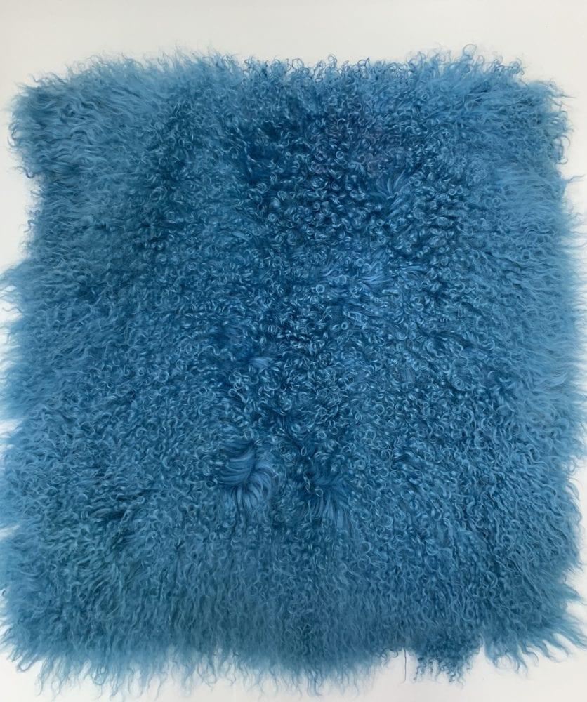 Пластина ламы светло-синяя