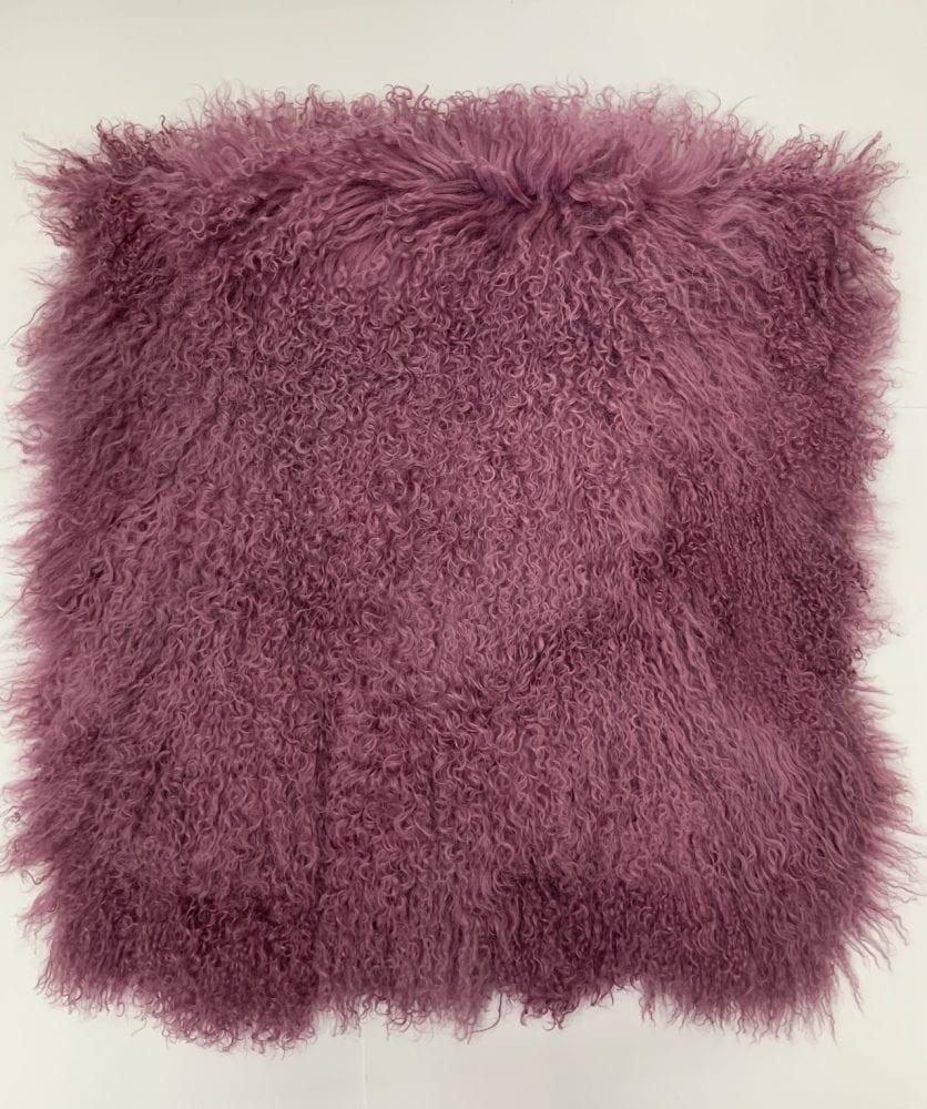 Пластина ламы красно-фиолетовая