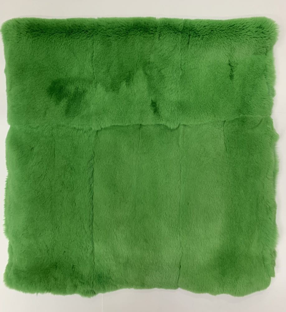 Пластина кролика цвет Зелёный