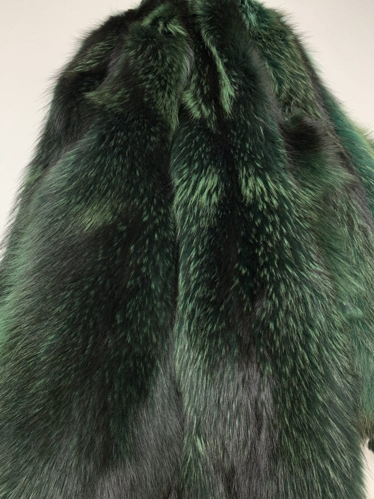 Енот зелёный