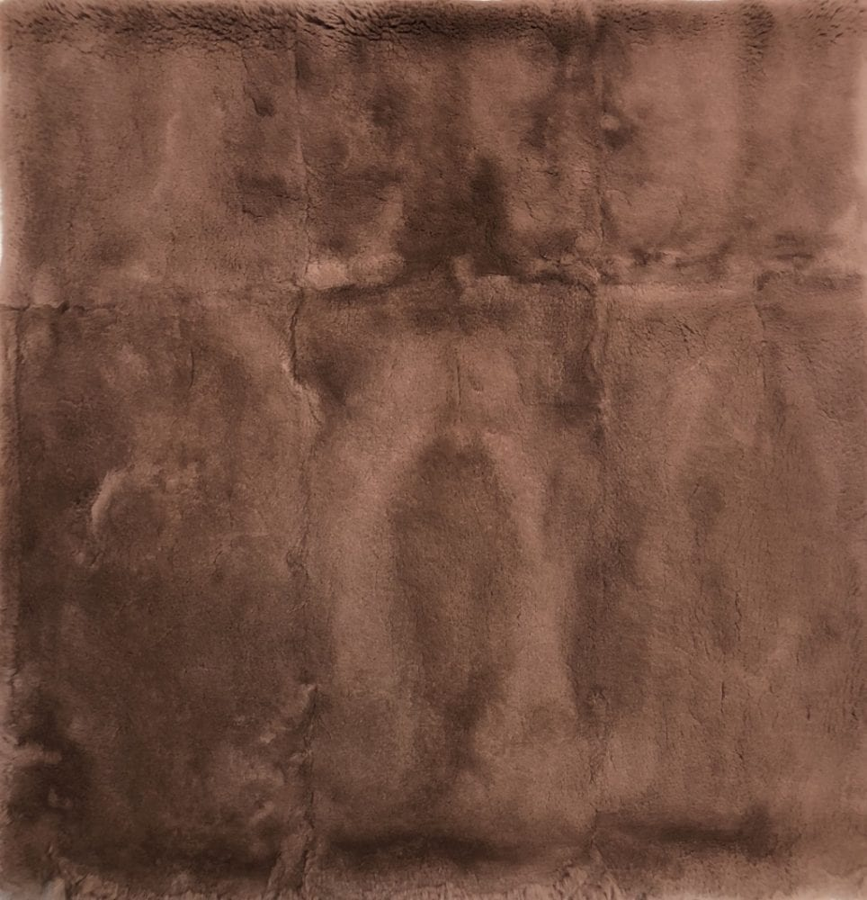 Пластина кролика  известковая глина