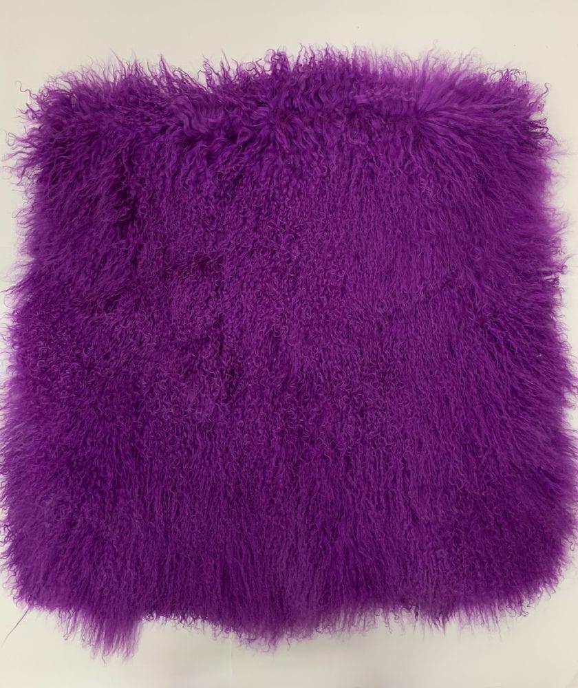 Пластина ламы фиолетовая