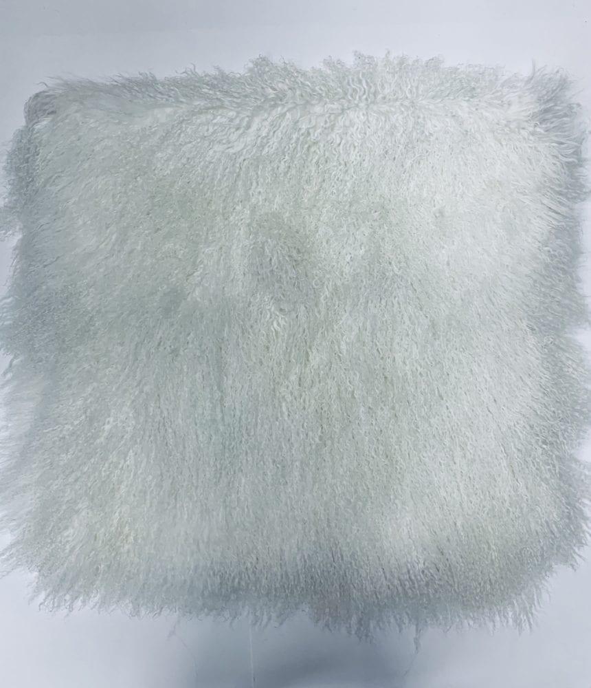 Пластина ламы белая