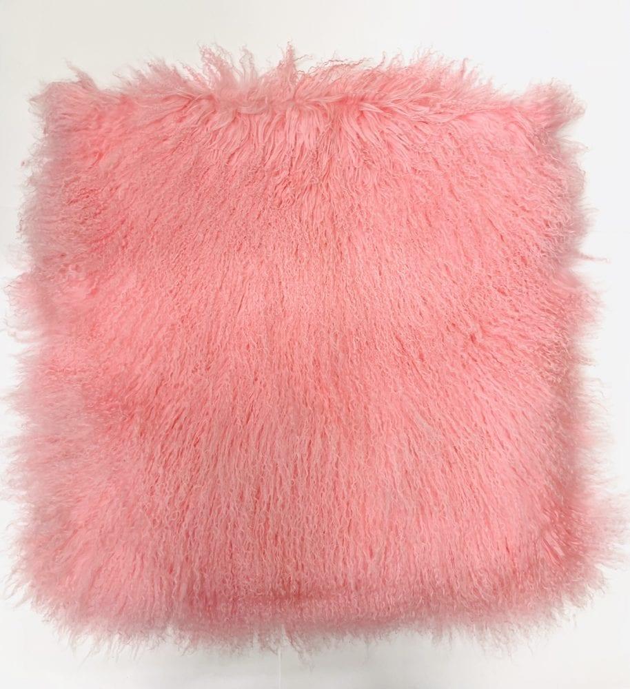 Пластина ламы розовая