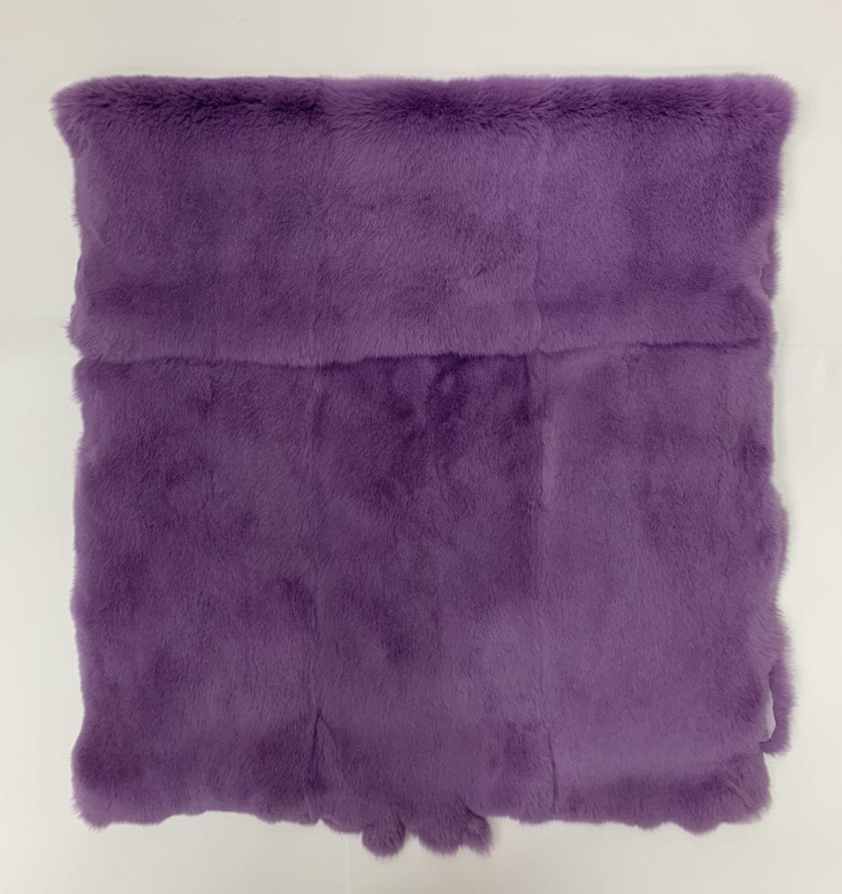 Пластина кролика цвет Фиолетовый