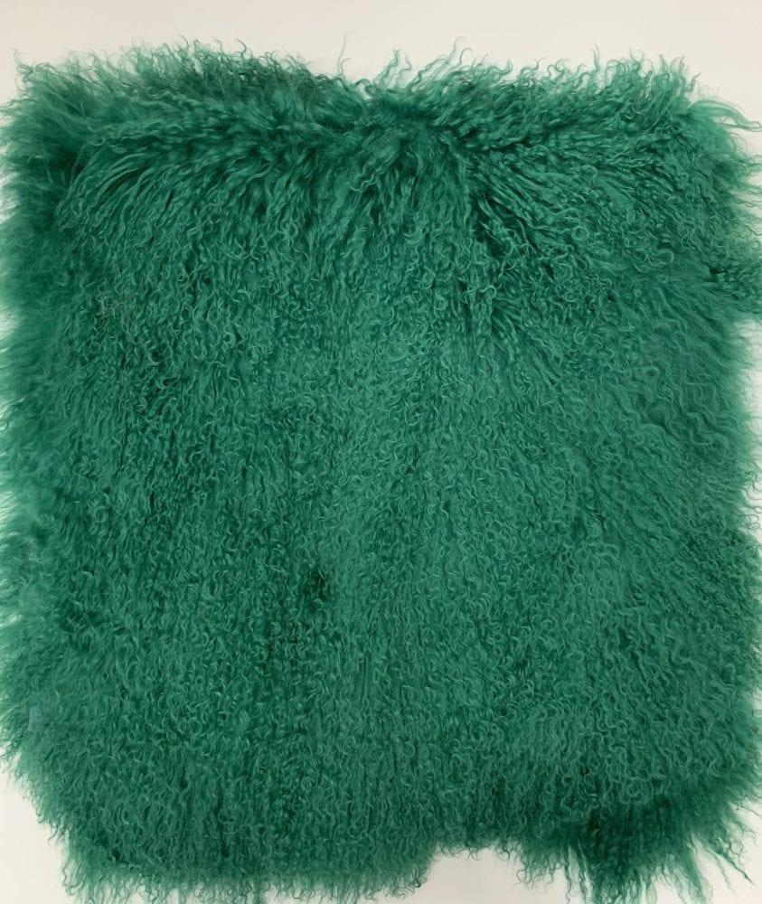 Пластина ламы зелёная