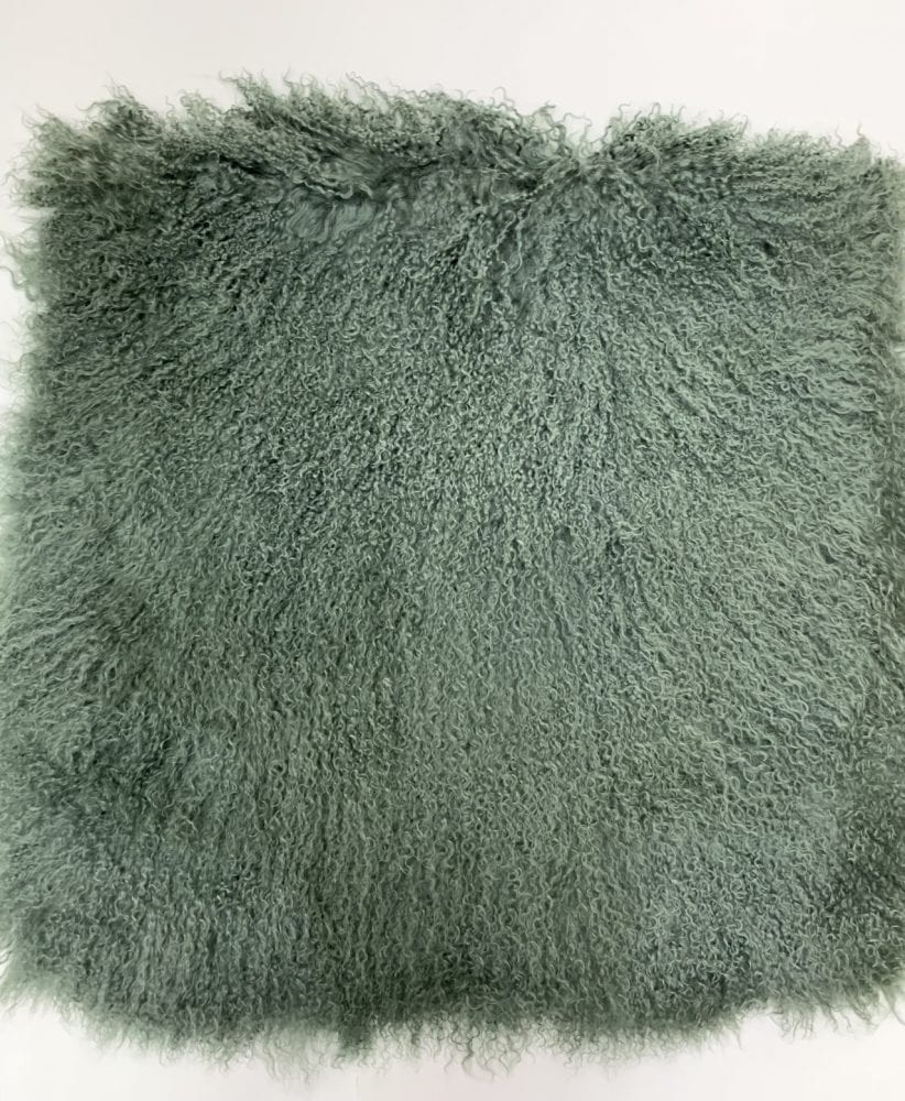 Пластина ламы Серо-зелёная