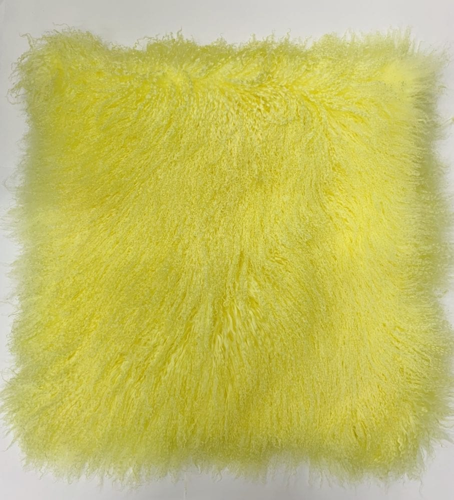 Пластина ламы жёлтая