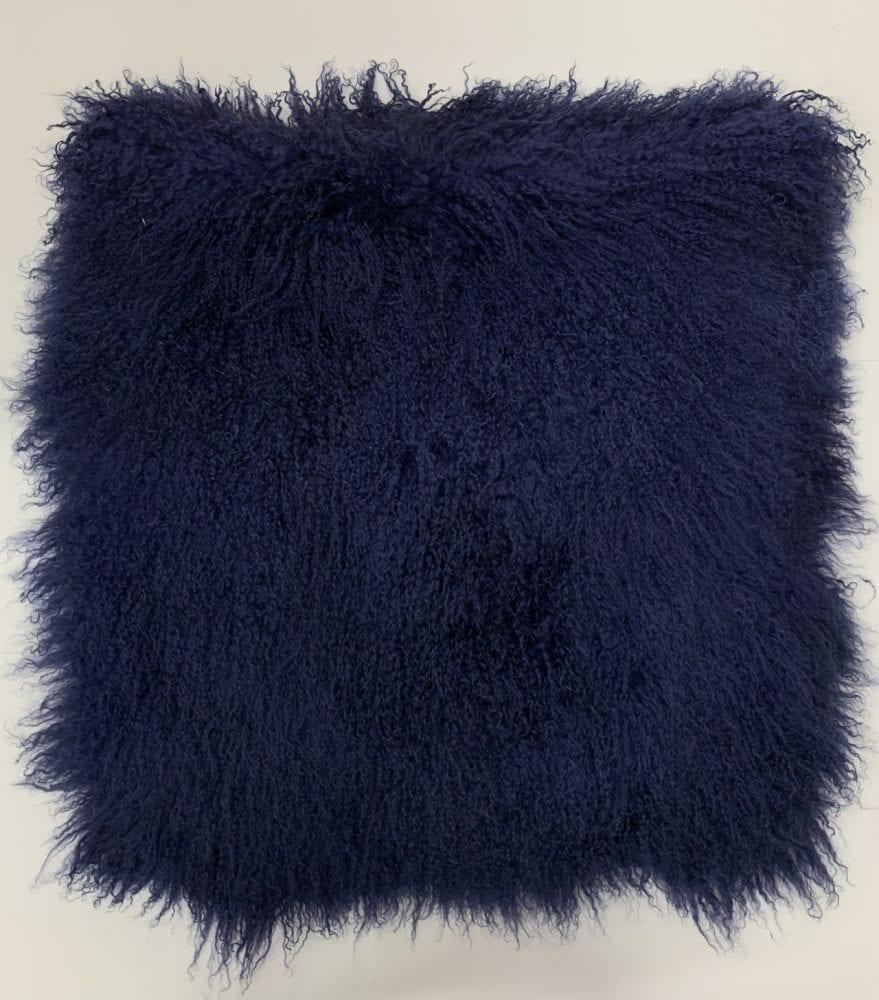 Пластина ламы сине-чёрная