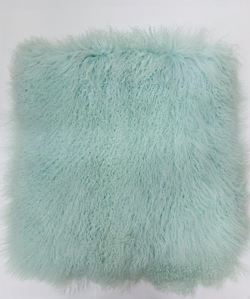 Пластина ламы цвет бирюзовый