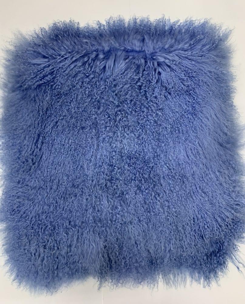Пластина ламы фиолетово-синий