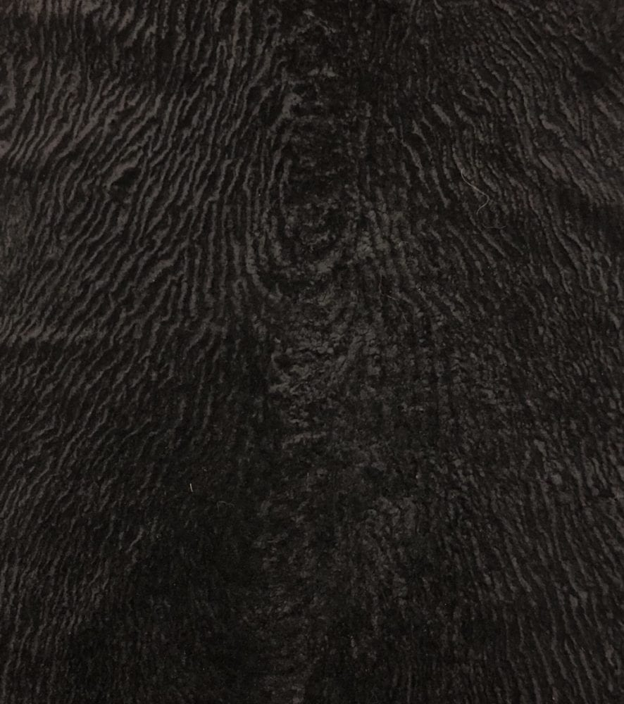 Астраган чёрный