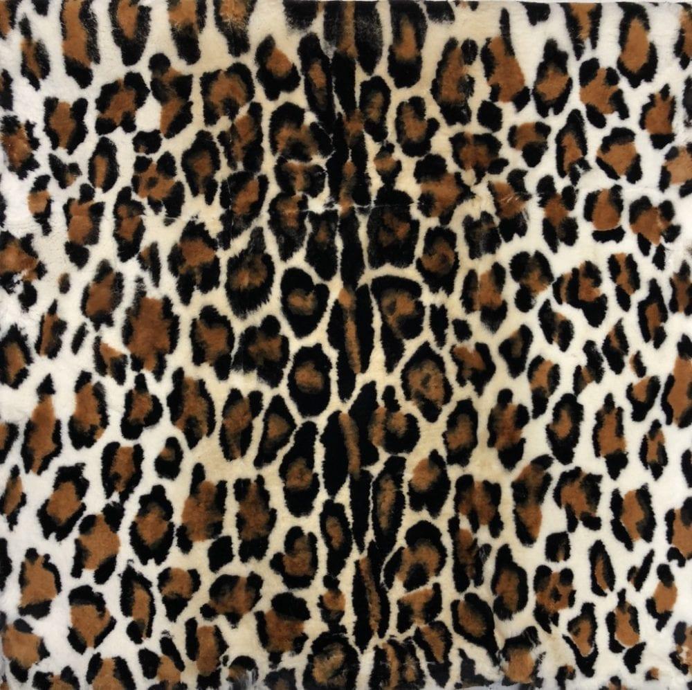 Пластина кролика цвет Леопард 1