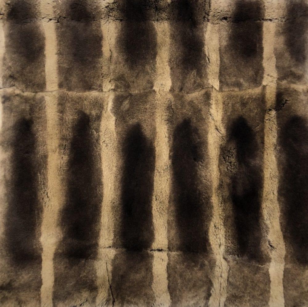 Пластины кролика рекс под шиншиллу коричневую