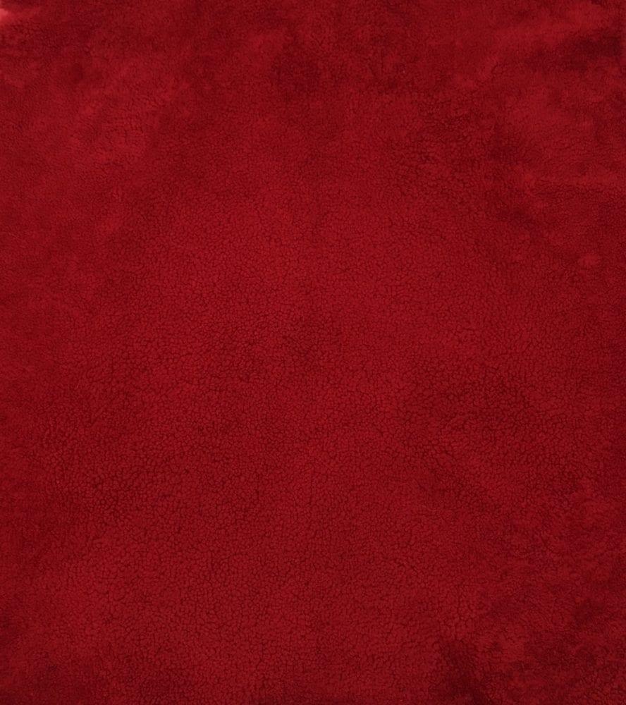 Кёрли тёмно-красный