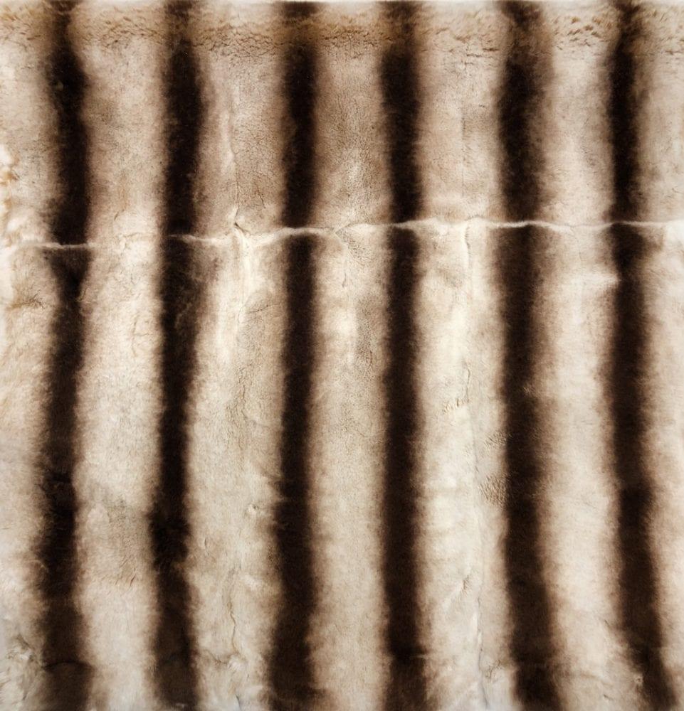 Пластины кролика рекс под шиншиллу 2 полоски