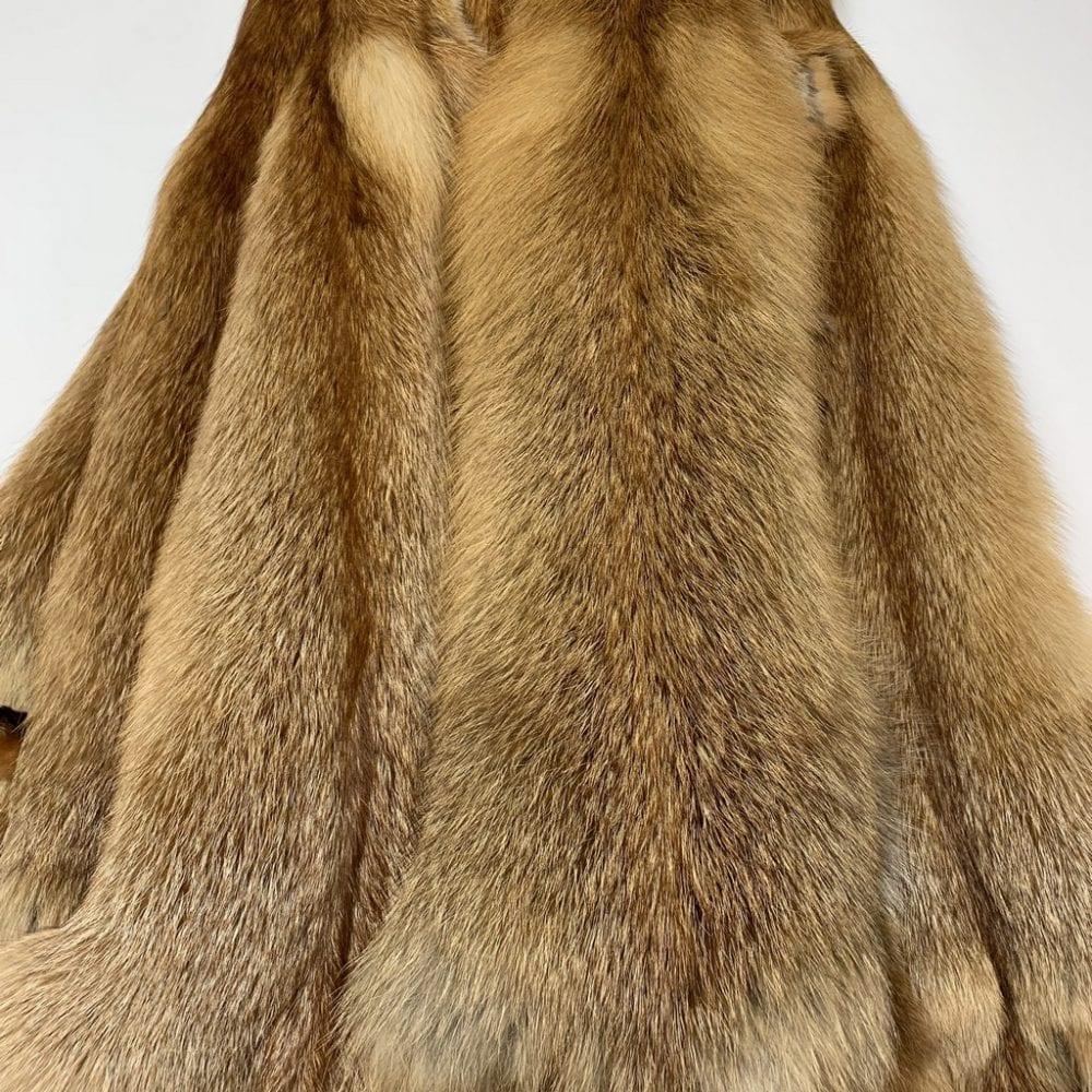 Шкура лисы (дикая)