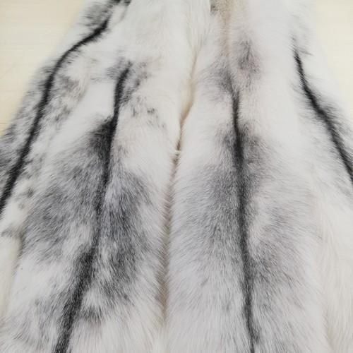 Мех полярной лисы