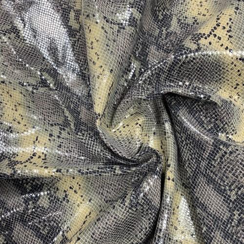 Кожа под серого питона СГ8301